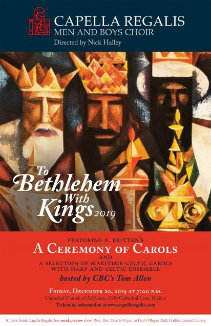 To Bethlehem with Kings poster