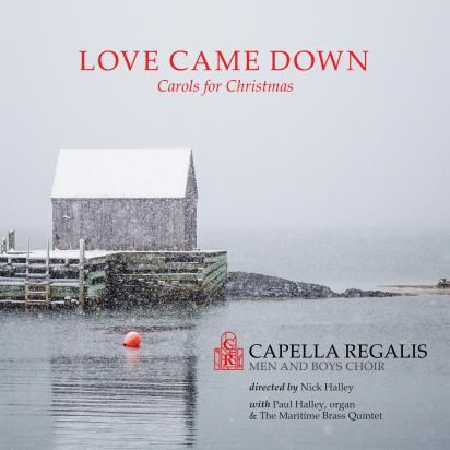 Cover image of CD Love Came Down: Carols for Christmas
